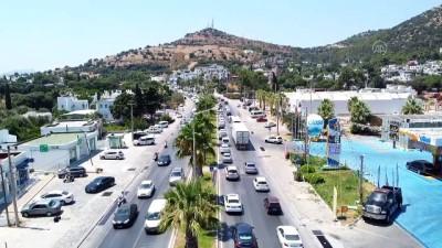 Turizm merkezlerinde bayram tatili yoğunluğu (2) - MUĞLA