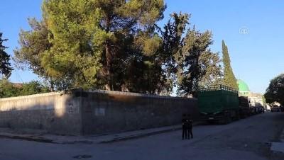 Barış Pınarı Bölgesi'nde ilk Kurban Bayramı - RASULAYN