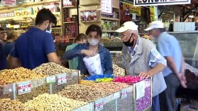alisveris - Eminönü'nde Kurban Bayramı arifesinde alışveriş hareketliliği - İSTANBUL