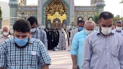 İran'da Kurban Bayram Namazı - TAHRAN
