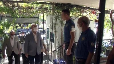 atmosfer -  İzmir Valisi Köşger, polislerle bayramlaştı