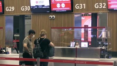 ingiltere - Rusya'ya koronavirüs nedeniyle ara verilen seferler yeniden başladı - İSTANBUL