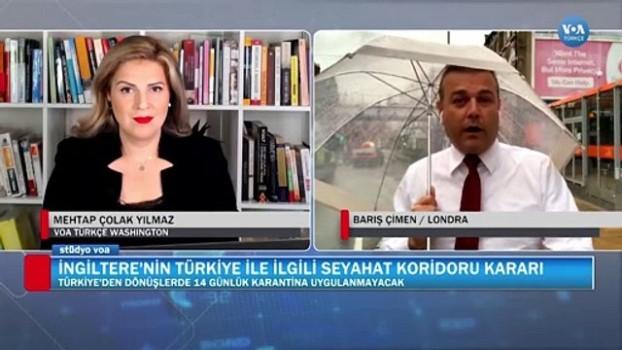 karantina - İngiltere Turizmde Türkiye'ye Yeşil Işık Yaktı