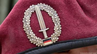 Alman Ordusu'nda aşırı sağcılık vakaları
