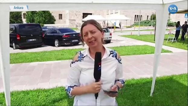 muhabir - TBMM Başkanlığı Seçimi Bugün Yapılıyor