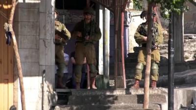 Batı Şeria'da İsrail'in ilhak planına karşı gösteri - EL-HALİL