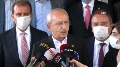 toplanti -  CHP Genel Başkanı Kılıçdaroğlu'ndan 'çoklu baro düzenlemesi' açıklaması
