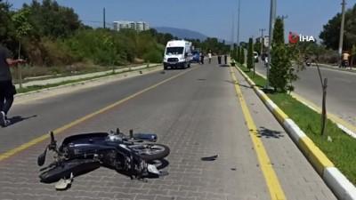 trafik kazasi -  Feci kazada 17 yaşındaki genç hayatını kaybetti