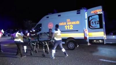 hastane -  Kamyonetle traktör çarpıştı: 3 yaralı