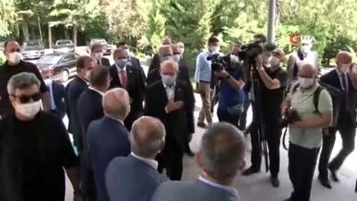 toplanti -  Kılıçdaroğlu, Büyükşehir Belediye Başkanları Toplantısı'na başkanlık etti