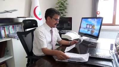 Siirt İl Sağlık Müdürü Ömür'den vatandaşla 'kene' uyarısı