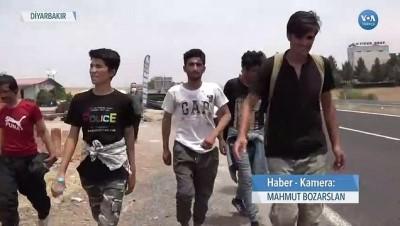 Van'dan Diyarbakır'a Göçmenlerin Umut Yolculuğu