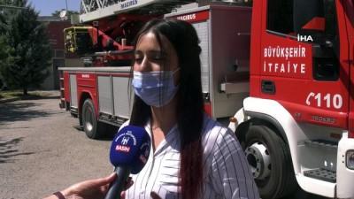 yaris -  Ankara'da itfaiye eri alım sınavları sona erdi