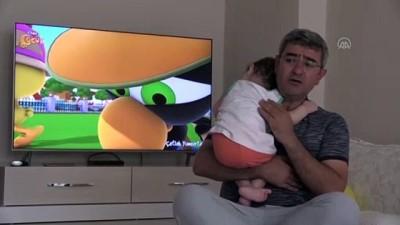 Mardinli 2 yaşındaki Emir ilik nakli bekliyor
