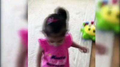 Minik Ayşe yaşam mücadelesiyle her seferinde şaşırttı - ANTALYA