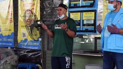 TDV'den Malezya'da ihtiyaç sahiplerine kurban yardımı - KUALA LUMPUR