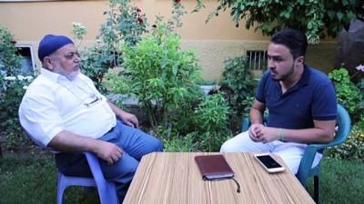 (TEKRAR) Suriyeli gazeteci, acı dolu günleri unutmak istiyor - HATAY
