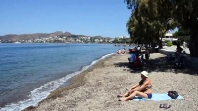 Turizm merkezlerinde sahiller ve trafikte yoğunluk yaşanıyor - MUĞLA