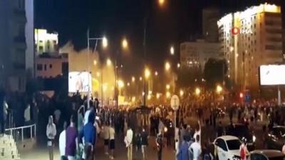 - Belarus'taki protestolar 2. gününde - 3 binden fazla kişi gözaltına alındı