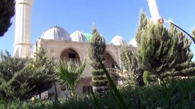 hirsiz -  Kızıltepe'de hırsızlar caminin klima motorunu çalıp hurdaya sattı
