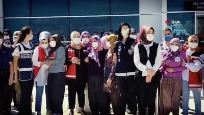 sehit -  Şehit Polis Osman Gül'ün cenazesi, Kahramanmaraş'a getirildi