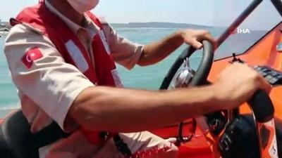 kurtarma operasyonu -  Türkiye'nin denizlerinde vatandaşların canları onlara emanet