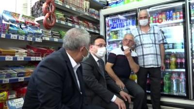 """sayilar -  Afyonkarahisar Belediye Başkanı koronavirüs vaka artışı konusunda uyardı: """"Kurban Bayramı'nın ardından ilimizde vaka sayasında ciddi bir artış var"""""""