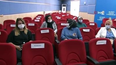 basin mensuplari -  - AK Parti İl Kadın Kolları Başkanlıklarından suç duyurusu