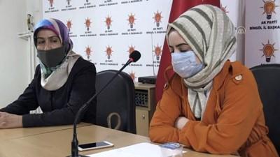 AK Parti'li kadınlardan Abdurrahman Dilipak hakkında suç duyurusu - BİNGÖL/KİLİS