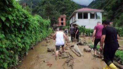 Ardeşen'de şiddetli yağış - RİZE