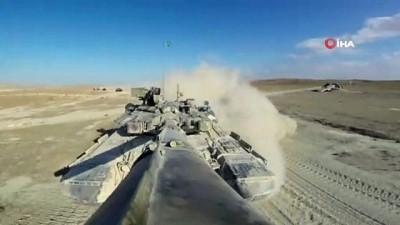 - Azerbaycan-Türkiye geniş kapsamlı ortak askeri tatbikatlar sürüyor