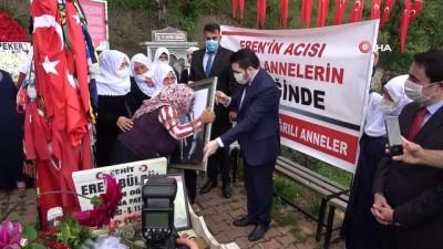 teror orgutu -  Eren Bülbül şehit edilişinin 3. yıldönümünde mezarı başında anıldı