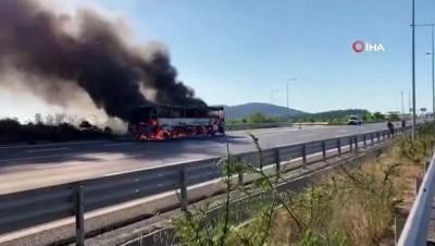 tahkikat -   İstanbul Valiliğinden otobüs yangınına ilişkin açıklama