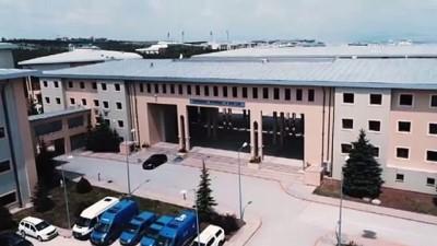 irak - Jandarma Kriminal Daire Başkanlığının tanıtım videosu yayımlandı - ANKARA