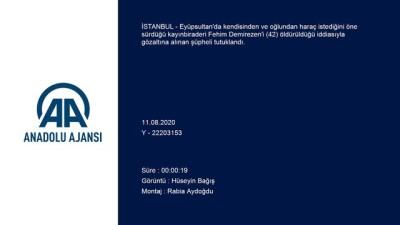 irak - Kayınbiraderini öldürdüğü öne sürülen şüpheli tutuklandı - İSTANBUL