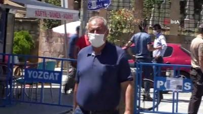 Maske takmayanlar 'kent güvenliği sistemine' takılıyor