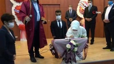 Türkiye şampiyonu 'Cep Herkülü' dünya evine girdi