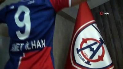 irak - Altınordu, Ahmet İlhan Özek'i transfer etti
