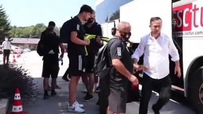 Beşiktaş Erkek Basketbol Takımı'nın Bolu kampı başladı