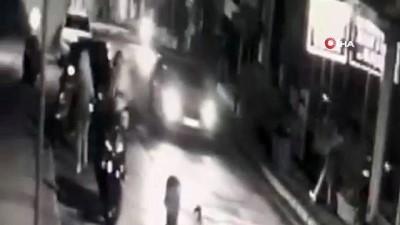 irak -  Bodrum'da kadınlar birbirine girdi...O anlar kamerada