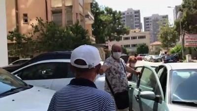 irak - Hatay Vali Yardımcısının babası olayın yaşandığı evden ayrıldı - ADANA