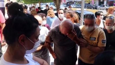 irak - Hatay Vali Yardımcısının öldürdüğü avukat kardeşi için adliyede tören - ADANA