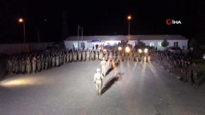 teror orgutu -  İçişleri Bakanlığınca Hatay İlinde Yıldırım-5 Amanoslar Operasyonu başlatıldı