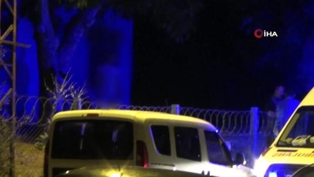 cenaze araci -  Aydın'da bir kişi ağaca asılı halde bulundu