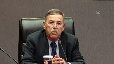 Libya'nın inşası için Türk firmalarına davet - ANKARA