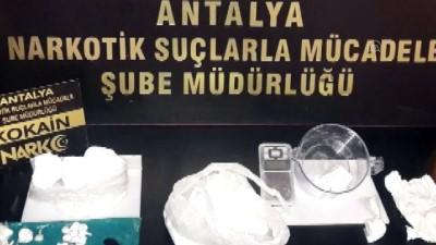 harekete gec - Uyuşturucu operasyonlarında 1 tutuklama - ANTALYA