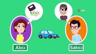 Adalet Bakanlığı, Güvenli Ödeme Sistemi'nin nasıl çalıştığına ilişkin animasyon paylaştı