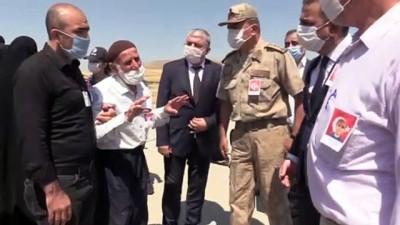 Şehit polis memuru Hakan Çetinkol son yolculuğuna uğurlandı - SİİRT