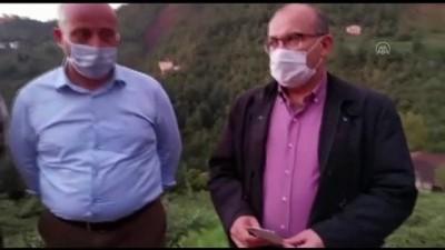 harekete gec - Trabzon'daki sel ve heyelan - Vali İsmail Ustaoğlu