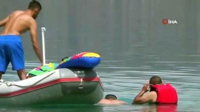 sili -  13 yaşındaki Hamze, Salda gölü'nde kayboldu